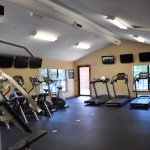 Exercise facility at our Westgate properties' resort