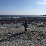 Talland Bay beach