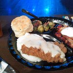 """DELICIOUS meal served at NarroWay Productions performance of """"Not Just Another Love Story."""""""