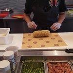 Foto di Kazu Sushi Burrito