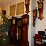 A few of the clocks