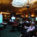 Library Bar - Game day Real Madrid vs FC Barcelona