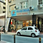 devanture Piraeus Dream City Hotel