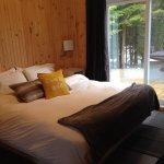 Chambre avec accès au spa privé