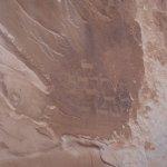 Petroglyphs at White Pockets area