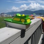 'Family-Friendly' Golden Sands on Lake George