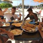 Almuerzo de lujo en Agustín