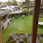 Garden view from both Headmaster and Headmistresses rooms