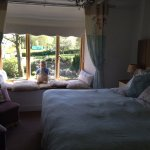 Headmistresses Room with Garden view