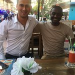 The best restaurant in kusadasi the welcome it's unbelievable. Friendly staff.