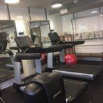 Gym (Cardio View)