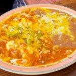 A perfect Huevos Rancheros