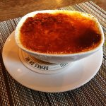 Crème brûlée changes regularly, but is always amazing. Orange & coriander for the win this time.