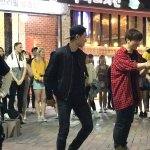 Maxxam dancing