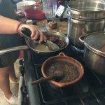 Making beans