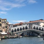 Rialto Bridge only 15 minutes from hotel