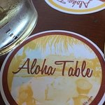 Photo of Aloha Table  Ocean Breeze