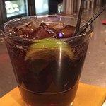 Drinks at Oscar's in York