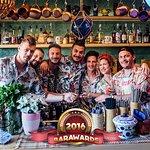 Seconda migliore cocktail list d'Italia! Un riconoscimento al nostro lavoro di altissima qualità