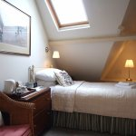 Room 9 - our only single room with ensuite, it may be small but it has everything you need!