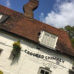 Beautiful weather at Crooked Chimney pub