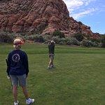 Foto di Moab Golf Club