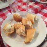 assiette de pain pour le bétail