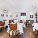 The White Napkin Restaurant at The Kilns Hotel Brentwood