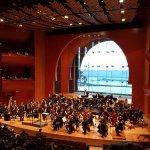 Música clásica con vista bonita