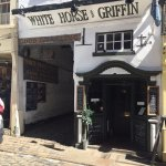 Foto de White Horse and Griffin