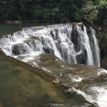 Shifen Waterfall Walk Area