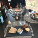 Foie gras maison et sa brioche chaude