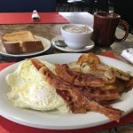 Great breakfast at Sweet Home Family Restaurant
