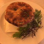 Rabbit Pot Pie, great starter!!!