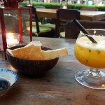 Mango Fandango Cocktail