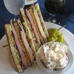 Tavern Club Sandwich