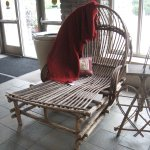 Front lobby chair