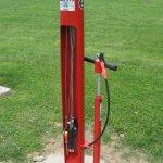 Bike repair station (free)