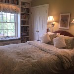 Queen guest room recently updated