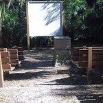 Outdoor Seating for Ranger Programs