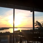 Sunrise over Frenchman Bay- an Excellent way to start your day!