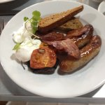 Tasty full English breakfast highly recommend!