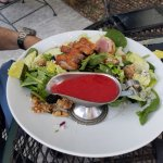Salad with Duck