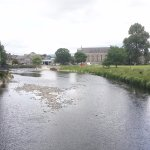 River in Kendal town