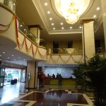 Hall de réception