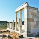 vue du temple de Demeter