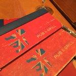 Gordon Ramsay Pub & Grill menu
