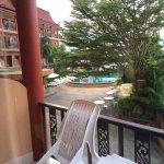 From Room Balcony...