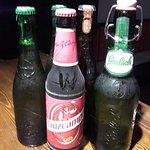 variedad en cervezas...