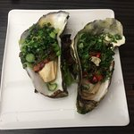 asian oesters